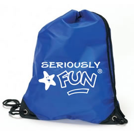 Seriously FUN Swim Bag | Swimming Kit Bag