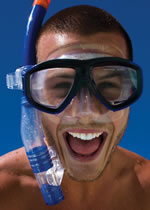 ZOGGS Reef Explorer Mask & Snorkel Set