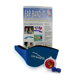 Ear Band-It ULTRA Swimming Headband with Ear Plugs