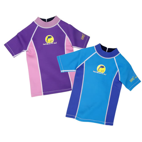 Kids Wetsuit Tops Konfidence Micro Surf Shirts