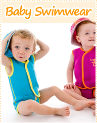 Baby and Toddler Swimwear